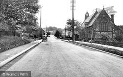 Grenoside, Main Street c.1955