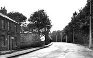 Grenoside, Penistone Road c1955