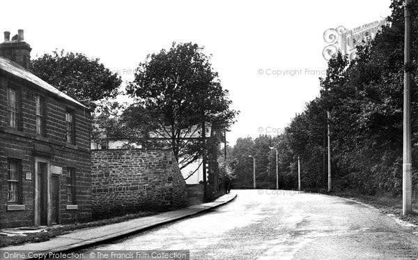 Photo of Grenoside, Penistone Road c1955