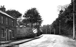 Penistone Road c.1955, Grenoside