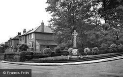 Grenoside, War Memorial 1953
