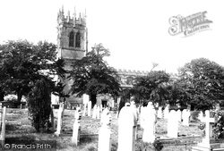 Gresford, All Saints' Church 1895