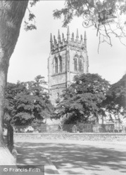 Gresford, All Saints' Church c.1960