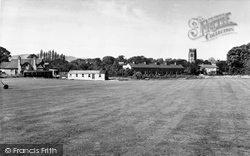 Gresford, The Cricket Ground c.1960