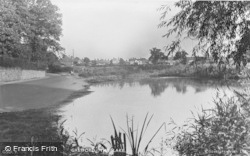 Gresford, The Lake 1949