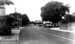 Gresford, The Plough Hotel c.1955