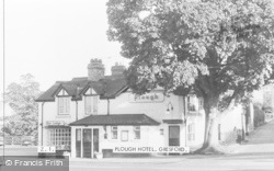Gresford, The Plough Hotel c.1960