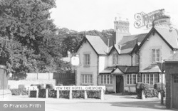 Gresford, The Yew Tree Hotel c.1960