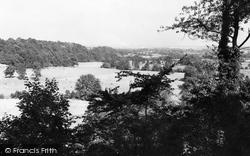 Gresford, View c.1960