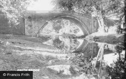 Bridge c.1960, Greta Bridge