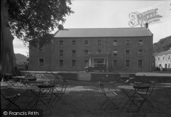 Morritt Arms Hotel c.1933, Greta Bridge