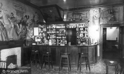 Greta Bridge, Morritt Arms Hotel, The Bar c.1960