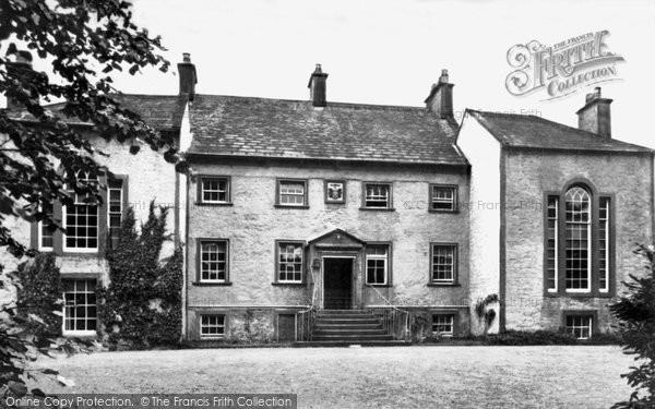 Photo of Gretna Green, Gretna Hall c1955, ref. G163016