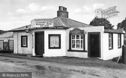 Gretna Green, Old Toll Bar, First House In Scotland c.1940