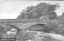 Gretna Green, Sark Bridge c.1940