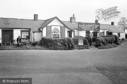 Gretna Green, The Old Smithy c.1940