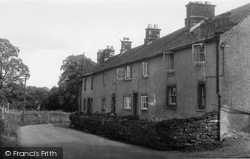 Berrier Road c.1955, Greystoke