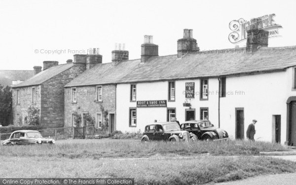 greystoke boot and shoe inn c 1955 francis frith