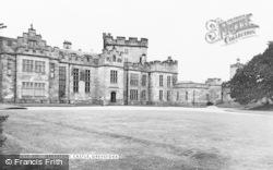 Castle c.1955, Greystoke