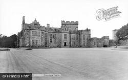 Greystoke, Greystoke Castle c.1965