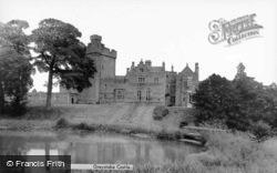 Greystoke Castle c.1965, Greystoke