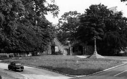 Memorial And Green c.1955, Greystoke