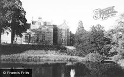 Greystoke, The Castle c.1955