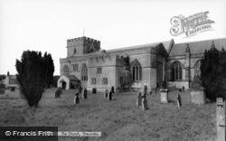 The Church c.1960, Greystoke
