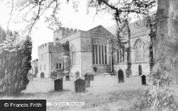 Greystoke, The Church c.1960