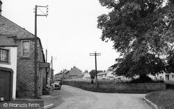 Greystoke, The Village c.1955