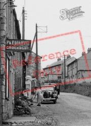 The Village Filling Station c.1955, Greystoke