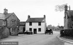 Greystoke, Village c.1955