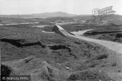 Grimsay, Causeway To St Peter's Port 1963
