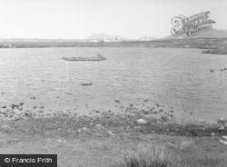 Grimsay, Loch An Fhaing, Remains Of A Dun 1963