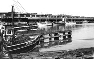 Grimsby, Fish Docks c1965