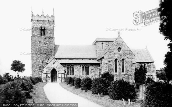 Grimsby, Old Clee Church 1890