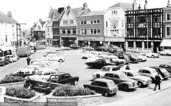 Abbey Walk Car Park Grimsby
