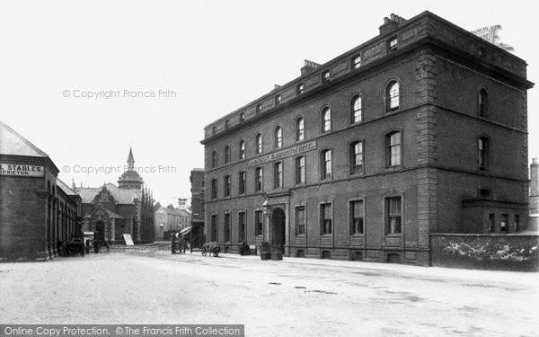Grimsby, Yarborough Hotel 1890