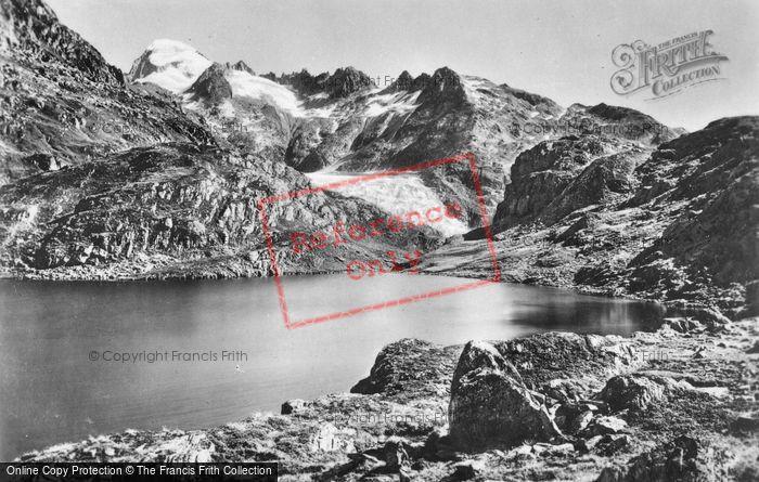 Photo of Grimsel Pass, Grimsel c.1935