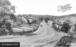 Main Road c.1960, Grindleford