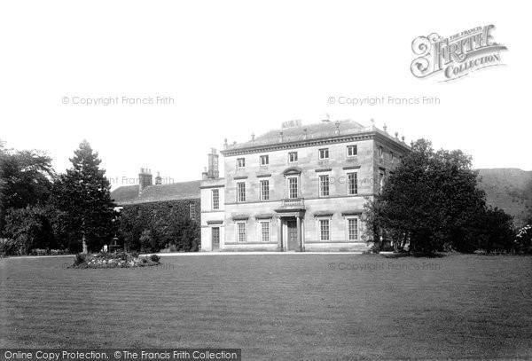 Grindleford, Stoke Hall 1896