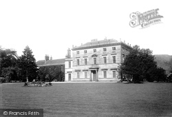 Stoke Hall 1896, Grindleford