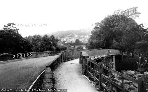 Grindleford, the  Bridge c1960
