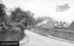 The School c.1955, Grindleford