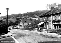 The Village c.1955, Grindleford