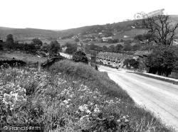 View From Goatscliff c.1960, Grindleford