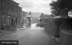 Main Streeet c.1910, Grindleton