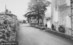 Sawley Road c.1960, Grindleton