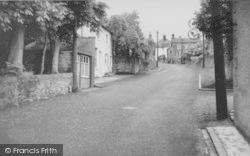 Slaidburn Road c.1960, Grindleton