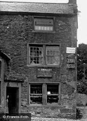 The Village Shop 1921, Grindleton